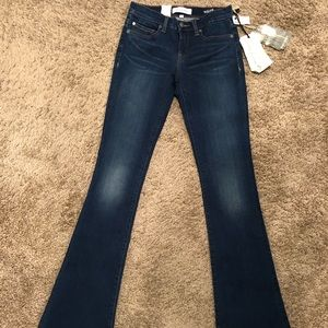 Henry & Belle Mini micro flare jeans, size 26